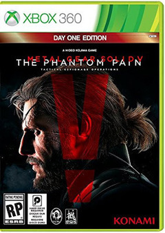 Metal Gear Solid V: Phantom Pain 2015 Full Version | Game | Xbox-360 | Download ~ Abomination Games | AbominationGames.net | Scoop.it
