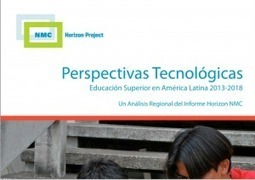 Horizon Projects. Perspectivas Tecnológicas. Ed. Superior. América Latina (2013-2018). Informe definitivo | Contextos universitarios mediados | Educación a Distancia (EaD) | Scoop.it