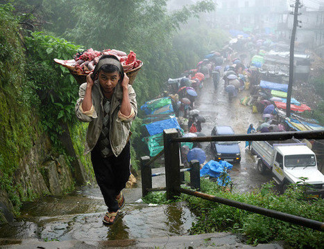 Photographer Gives Us an Inside Look at Meghalaya, India, 'The Wettest Place On Earth' | MediaMentor | Scoop.it