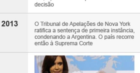 Pagamento da Argentina é 'ilegal' e 'não será realizado', diz juiz dos EUA | Anteena | Scoop.it