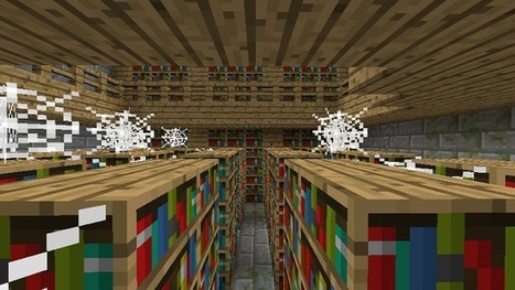 Transliteracy, Minecraft, and Will Richardson | The Library at Annie ... | Transliteracy in elementary school | Scoop.it