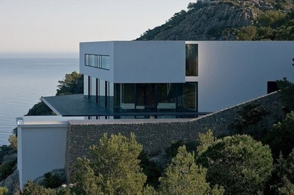 AIBS House by Atelier d'Architecture Bruno Erpicum & Partners – Ibiza, Spain - stupidDOPE.com   Ibiza & Formentera   Scoop.it