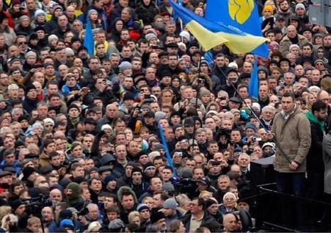 La partita in Ucraina tra Russia ed Unione Europea Informazione | InformAzione | Scoop.it
