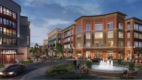 New office building rises in Owings Mills | Suburban Land Trusts | Scoop.it