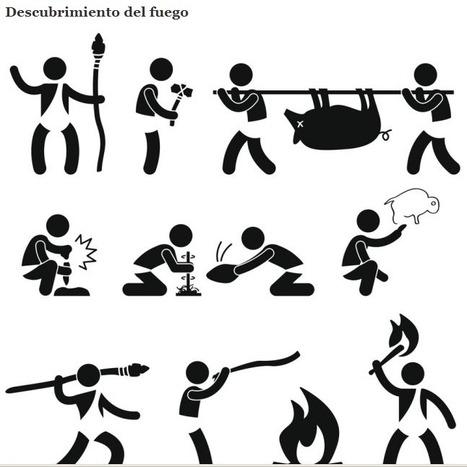 Importancia del fuego en la evolución humana: descubrimiento y consecuencias | Biología | Scoop.it