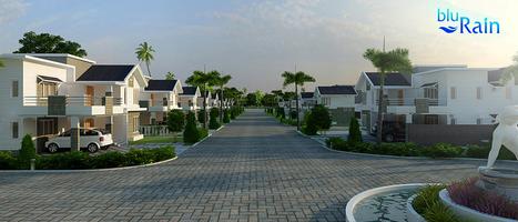 Blu Rain - Luxury Waterfront Villas in Kochi | Tulsi Developers - Blu Rain Waterfront Villas in Cochin | Scoop.it