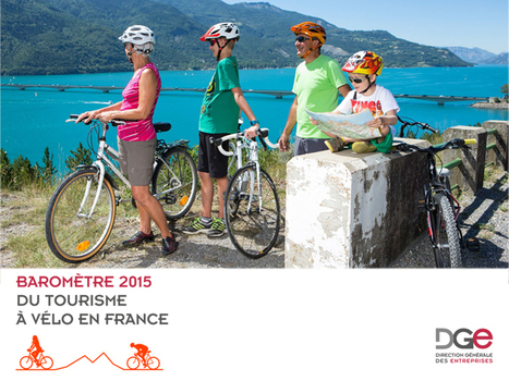Inddigo, partenaire du baromètre 2015 du tourisme à vélo | Actualité du secteur Energetique | Scoop.it