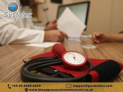 Managing Hypertension - systolex | Blood Pressure Treatment | Scoop.it