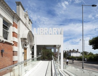 No mistaking this for anything else - Thornton Heath Library | SocialLibrary | Scoop.it