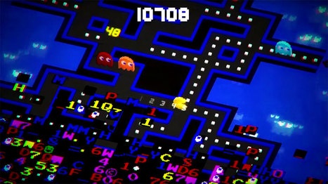 'Pac-Man' embraces mobile with an endless running game | Technology and It's Impact | Scoop.it