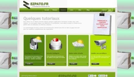 EZPATO : La domotique pour les plus que nuls | ex-cite | Scoop.it
