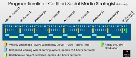 Social Media Strategist, Social Media Education, Certification | TVisio Crowd Sorcery | Scoop.it