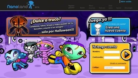 Nanoland, un mundo virtual para niños que junta diversión y desarrollo de habilidades | EducationLovesICT | Scoop.it