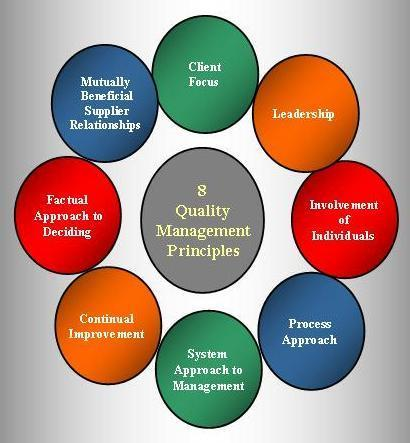 What are Principles of ISO 9001 Quality Management System? | Manage your performance or perform in your management | Scoop.it
