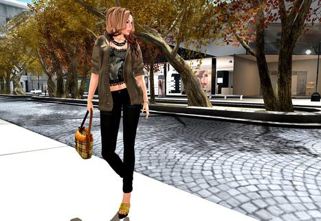 L2S #31 Glam Affair, Tableau Vivant and L'accessoires   mode   Scoop.it