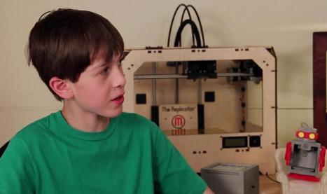 15-Year-Old is Creating a 3D Printer '10X Faster, Most Reliable & Advanced Ever' | COOL 3DPRINTING | Scoop.it