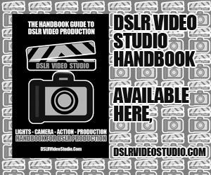 DSLR Video Studio Handbook | DSLR video and Photography | Scoop.it