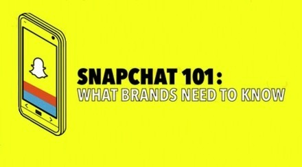 Snapchat 101: What Brands Need to Know [Infographic] | Social Media News | Scoop.it