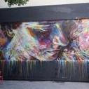 Street Art by David Walker – In Paris, France | ARTLearning | Scoop.it