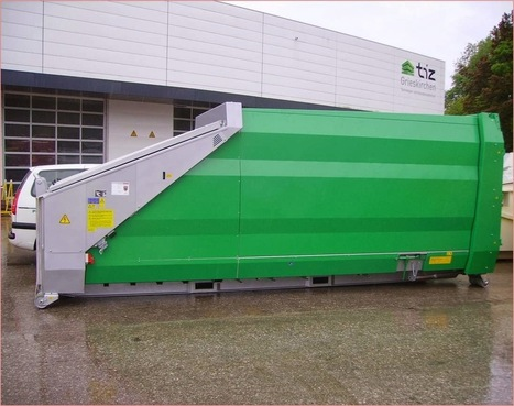Recycling Products: Waste Compactors Make Pubic Spaces Beautiful | Recycling Solutions | Scoop.it