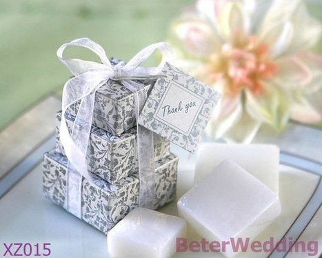Aliexpress.com : Buy Party gifts wholesale XZ015 Stacked Gift Boxed Soaps use as wedding gifts from Reliable Party gift suppliers on Your Unique Wedding Favors | Soap Gift Set, Wedding Bubbles | Scoop.it