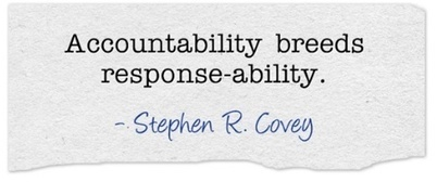Leadership - Personal Accountability | POLITICAL ETHICS | Scoop.it