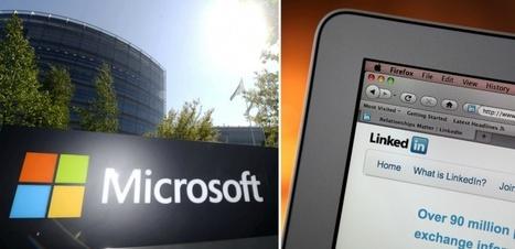 Pourquoi Microsoft rachète le réseau social professionnel LinkedIn | Stratégie(s) d'entreprise | Scoop.it