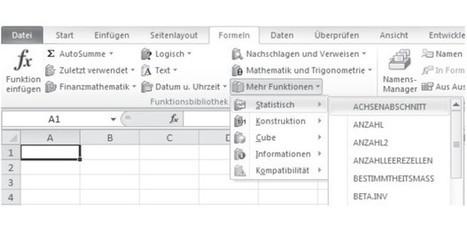 Rechnen mit Excel - Formeln und Funktionen | Free Tutorials in EN, FR, DE | Scoop.it