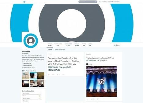 La nouvelle interface de Twitter commence à poindre à l'horizon | Médias sociaux 101 | Scoop.it