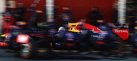 Red Bull establece el pit-stop más rápido de la historia de la F1 en 2,05 segundos | Racing is in my blood | Scoop.it
