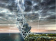 Stunning Skyscraper Would Use Lightning For Electricity | Restorative Developments | Scoop.it