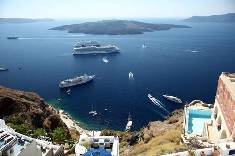 Santorini – A Home Porting Destination   Greece Travel   Scoop.it