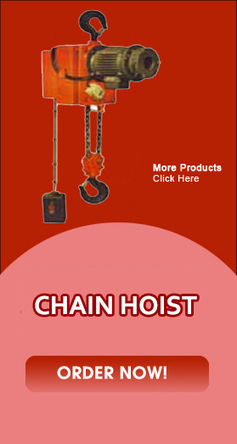 Electric Chain Hoists, Chain Hoist Safety Manufacturers India | bhtindia | Scoop.it
