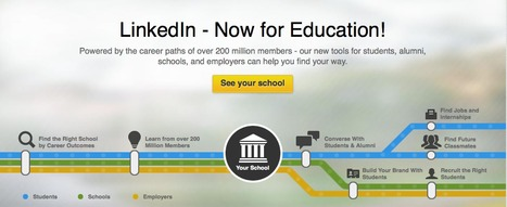 LinkedIn: Now for Education | TIC`s | Scoop.it
