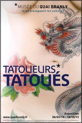 Before tatoueurs, tatoués au Musée du Quai Branly | Sortir à Paris | Kiosque du monde : A la une | Scoop.it