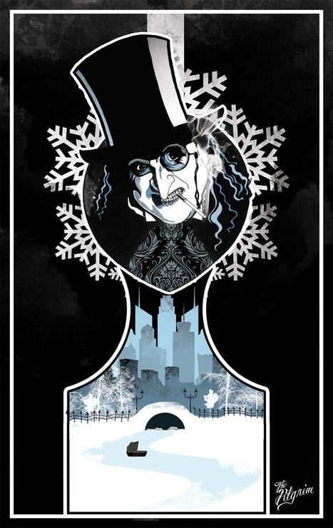 The Pilgrim – Batman Vilains - Geek Art | A Piece of…ART | Scoop.it