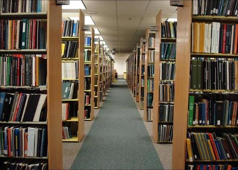 Steve Topple: On libraries spineless politicians are cutting more than books | Librarysoul | Scoop.it