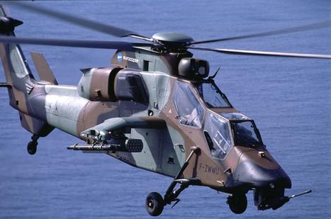 Eurocopter Tigre EC655, un hélicoptère européen | Fan d'aviation | Scoop.it
