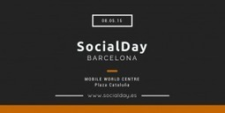 SocialDay Métricas 2.0 | 8 de Mayo Barcelona | LinkedWoman | LinkedIn & Marca Personal | Scoop.it