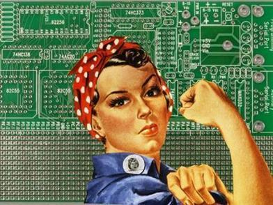 Women In Tech Through The Lens of LeWeb | Portfolia | Scoop.it