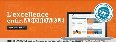 OASIS 7, offre de lancement : les frais de mise en service sont OFFERTS ! | Infos E-commerce et actus de l'agence | Scoop.it