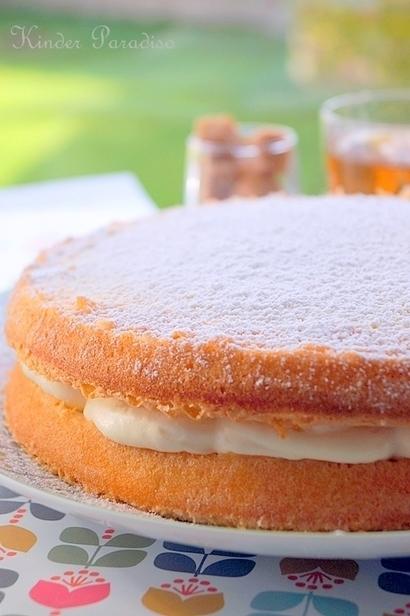 Recette gâteau façon Kinder paradiso | Gâteaux algériens modernes & traditionnels | Scoop.it