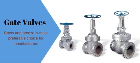 Purpose for reputation of gate valves in current commercial market   Valve manufacturers and exporters in India   Scoop.it