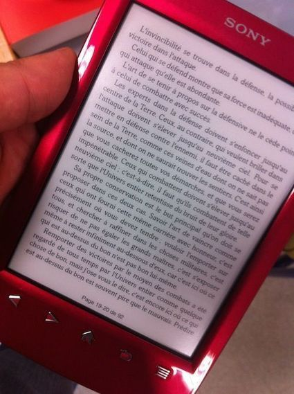 Canada and USA : Sony stops ebook and teamed up with Kobo | Ebook and ebook technology | Scoop.it