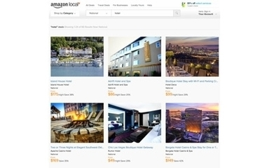 Amazon avance ses pions dans le voyage | Médias sociaux et tourisme | Scoop.it