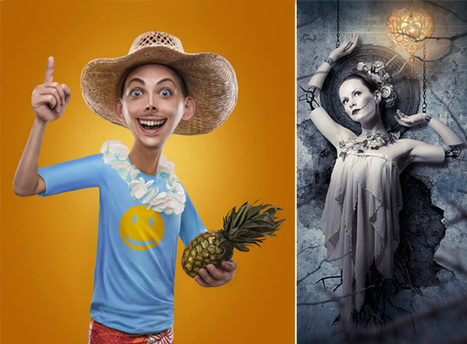 30 Best Photoshop Tutorials October 2013 | Design Inspiration and Creative Ideas | Scoop.it
