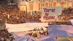 Euronews : Les Indignés dans la rue un an après   #marchedesbanlieues -> #occupynnocents   Scoop.it