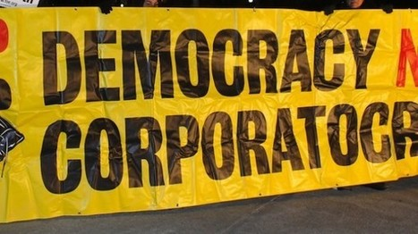 New Leak Confirms the Secretive Trans-Pacific Partnership Is a Horrorshow | Deliberating Violent Revolution | Scoop.it
