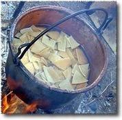 Specialità della Lunigiana: lasagne con testaroli e ragù di cinghiale | Lunigiana e Riviera | Scoop.it