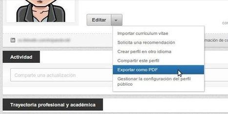 Herramientas para crear Curriculums llamativos exportables a pdf | Diseño de programas educativos UNACAR | Scoop.it